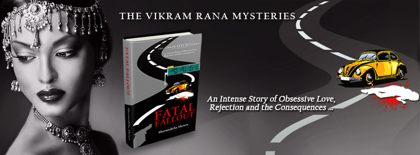 Fatal Fallout - A Vikram Rana Mystery - The book trailer